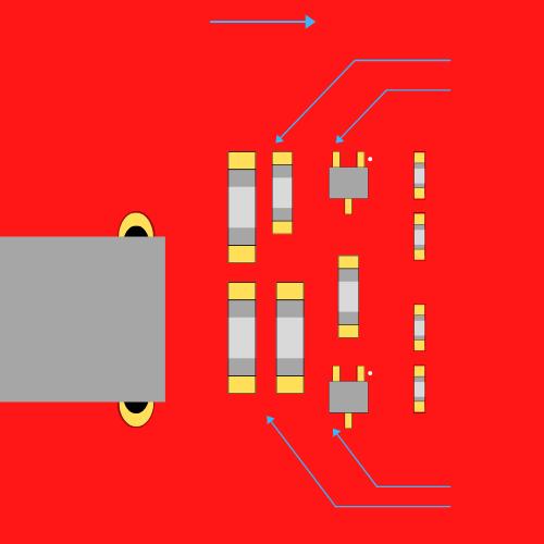 Dobre rozmieszczenie komponentów układu scalonego